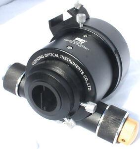 "2"" Okularauszug dual speed 1:10 Focuser für Refraktor Teleskop  Crayford OAZ"
