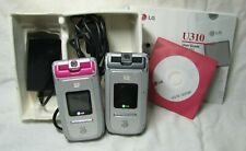 VINTAGE ... 2  x LG ... CELL , MOBILE  PHONES