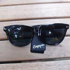 38ab9c8315 Horn Rimmed Sunglasses Retro 80 s Vintage Sun Glasses Shades UV 400  Protection