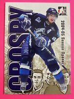 2005 In The Game Sidney Crosby Series #15 Sidney Crosby 04-05 Season Opener PRC