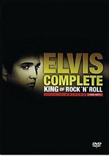 NEW Elvis Presley: The Complete Vol. 1, 2, 3, 4 (DVD)