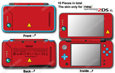 Pokedex Trainer Kit Classic Edition Skin Sticker Cover for NEW Nintendo 2DS XL