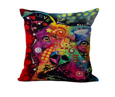 Decorative Throw Pillow Case Colorful Geometric Summer Cushion Cover Popular
