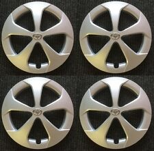 "15"" 5-spoke Hubcap Wheelcover SET BLEMISHED for 2012-2015 Toyota PRIUS Set AM"