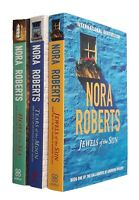 Nora Roberts 3 Books Gallaghers of Ardmore Romance Family Saga Jewels of Sun New