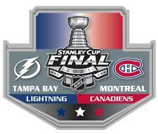2021 NHL STANLEY Tasse Final Épinglette Tampa Bay Lightning Vs.Montreal Briere