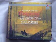TELDEC Wagner - Parsifal (4CD 1991) Barenboim Berliner 9031-74448-2