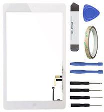 Apple iPad Air 1 iPad 5 Touchscreen Digitizer Glas Display Scheibe Werkzeug weiß