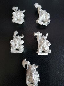 CITADEL WARHAMMER Dwarfs Longbeards