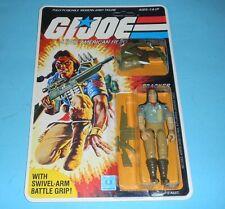 1984 GI Joe Spirit Figure Complete Sealed MOC *CUSTOM* File Card Back *READ*