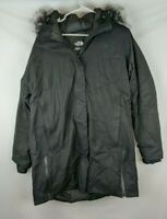 The North Face Defdown Winter Parka, Black, Women's XL