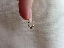 Tre anelli d'oro NAIL Dangle/Charm/Body Jewellery