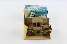 Vintage Boxed SCHUCO Musical Ford Coupe T 4014 Clockwork Tinplate Toy Model Car