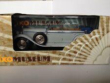 1:43 IXO Mercedes 770 Grosser F 1930 MUS024