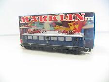 Märklin 3039 E-Lok BR 110 blu della DB hi186