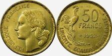 Pièces de monnaie françaises de 10 francs 50 francs