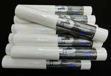 18136-10-) 12 Rollen edle Vinyltapeten feine Struktur Tapeten in weiß