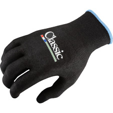 Classic Rope Company Horse Equine Classic HP Roping Glove Black 6 Pack