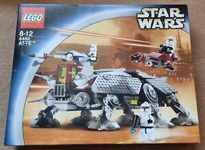 Lego Star Wars 4482 AT-TE 2003 Model 100% Complete In Original Box