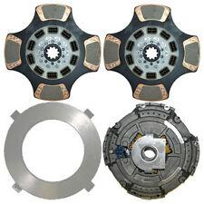 "HALDEX RC018EZX - Standard Reman. Pull Type, Two Plate, Flat Flywheel, 2.0""-10 S"
