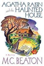 Agatha Raisin Mysteries: Agatha Raisin and the Haunted House 14 by M. C. Beaton (2003, Hardcover, Revised)
