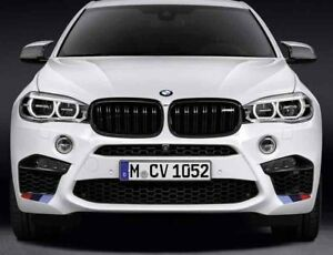 BMW F85 M Performance Kidney Grilles (RRP £314) 51712354497/8