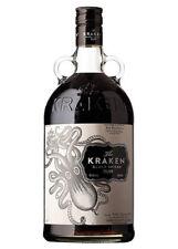 Rum THE KRAKEN BLACK SPICED - Rhum Nero dei Caraibi Speziato - bott. cl 70