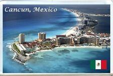 CANCUN, MEXICO FRIDGE MAGNET