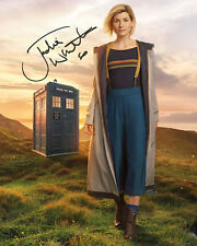 "Jodie Whittaker ""Doctor Who"" Actress Hand Signed Autograph 8x10"" Photo"