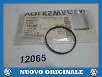Seal Ring Liquid Refrigerant Engine Coolant Thermostat Gasket Audi A6 2005