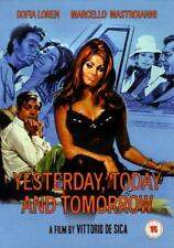 Yesterday, Today And Tomorrow (DVD / Sophia Lauren / Vittorio De Sica 2009)