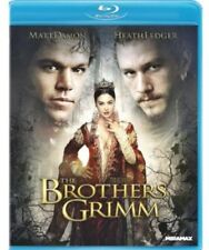 The Brothers Grimm [New Blu-ray] Subtitled, Widescreen