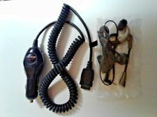 Verizon Wireless Cell Phone Accessories Headset Vehicle Power Charger Lg Vx3200