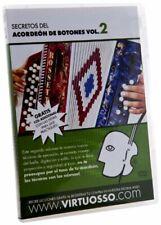 Virtuosso Curso De Acordeon De Botones DVD & CD Vol.2