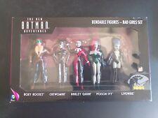 The New Batman Adventures Bendable Bad Girl Figures