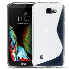 Phone Cover LG G pro Silicone Case Slim Rubber Case Backcover Transparent