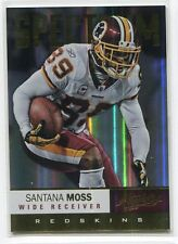 2012 Absolute Spectrum Gold 94 Santana Moss 13/25