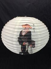 "16"" Chinese Japanese Paper Lantern Good Luck 4 Women Wedding Decor"