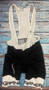 Women's  Louis Garneau Size XL Cycling Bibshorts Compression Shorts Bib Black