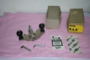 Stanley England No 71  Hand Router Planer.Complete & Boxed.