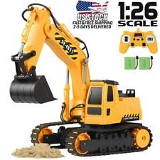 Hosim 1:26 Remote Control Truck RC Car Excavator Construction Vehicles Tractor