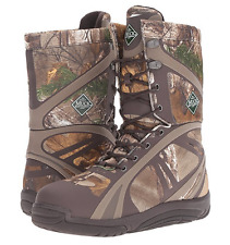 NEW Muck Boot Men's Pursuit Shadow Lace Mid Hunting Shoes Realtree 7-7.5 D(M)