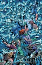 SCOOBY APOCALYPSE #25 VARIANT ED DC COMICS SCOOBY-DOO LAST STAND HITCH 5918
