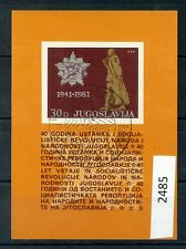 Jugoslawien Block 19 -Jugoslavija- 1981  ESST   (2485)