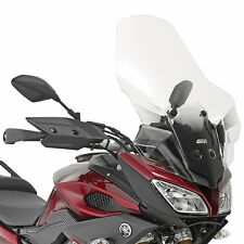 CUPOLINO SPOILER GIVI YAMAHA MT-09 TRACER 2015 2122DT + ATTACCHI D2122KIT YAMAHA