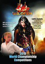 2018 U. S Open ISKA World Martial Arts Championships Tournament