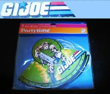 NOS  Vintage 1 Pack of GI Joe Soldier Ranger paper party hats 1988 Hasbro Canada