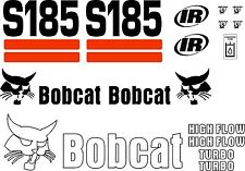 S 185 II repro decals S185 / decal kit / sticker set US seller fits bobcat