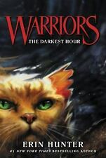 Warriors the Prophecies Begin: The Darkest Hour 6 by Erin Hunter (2015,...