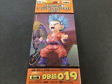 Dragon Ball Super World Collectable Figure WCF Vol.4 4 DB 019 Son Goku Dragon